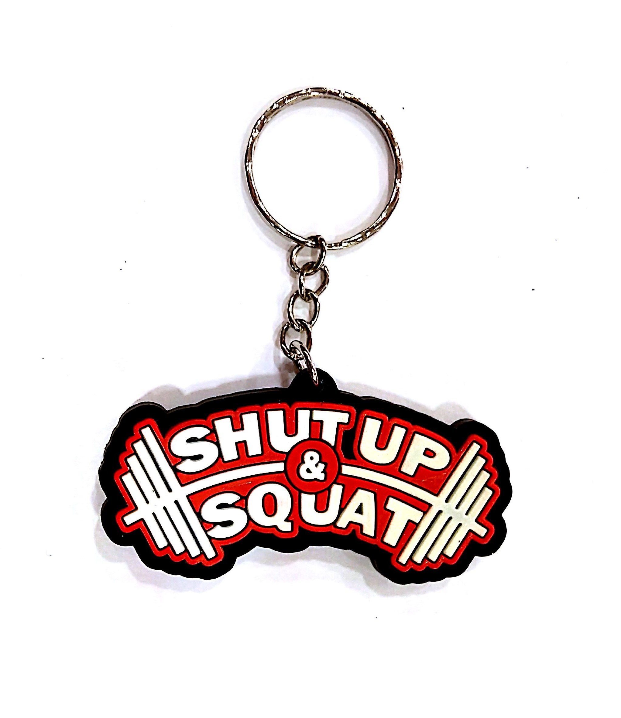 Do4a accs брелок shut up squat