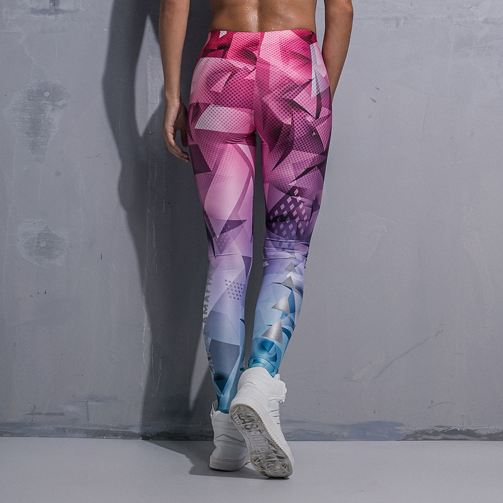 d7b630c8e073b Купить LabellaMafia Legging Abstract New Shape, цена 4380 руб. в ...
