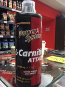 Заказать Power System L-Carnitine Attack 144000 мг 1000 мл