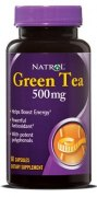 Заказать Natrol Green Tea 500 мг 60 капс