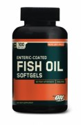 ON Enteric Coated Fish Oil 100 жел