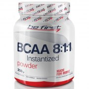 Be First BCAA 8-1-1 Instantized Powder 250 гр