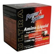 Заказать Power System Amino Liquid 11500 мг 25 мл