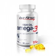 Be First Omega-3 + Vit-E 90 капс