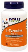 NOW L-Tyrosine 500 мг 120 капс