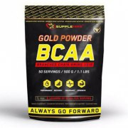 Supplemax 100% Gold Powder BCAA 500 гр