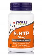 NOW 5-HTP 50 мг 30 капс