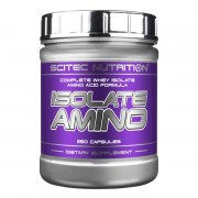 Scitec Nutrition Isolate Amino 250 капс