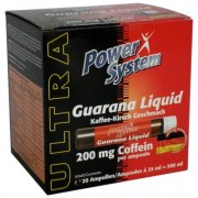 Заказать Power System Guarana Liquid 25 мл 20 ампул