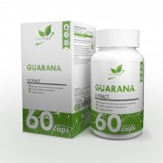NaturalSupp Guarana 60 капс