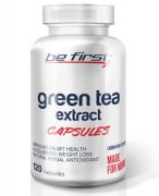Заказать Be First Green Tea Extract 120 капс
